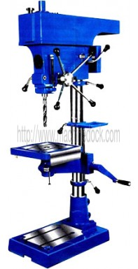 geared_drilling_machine